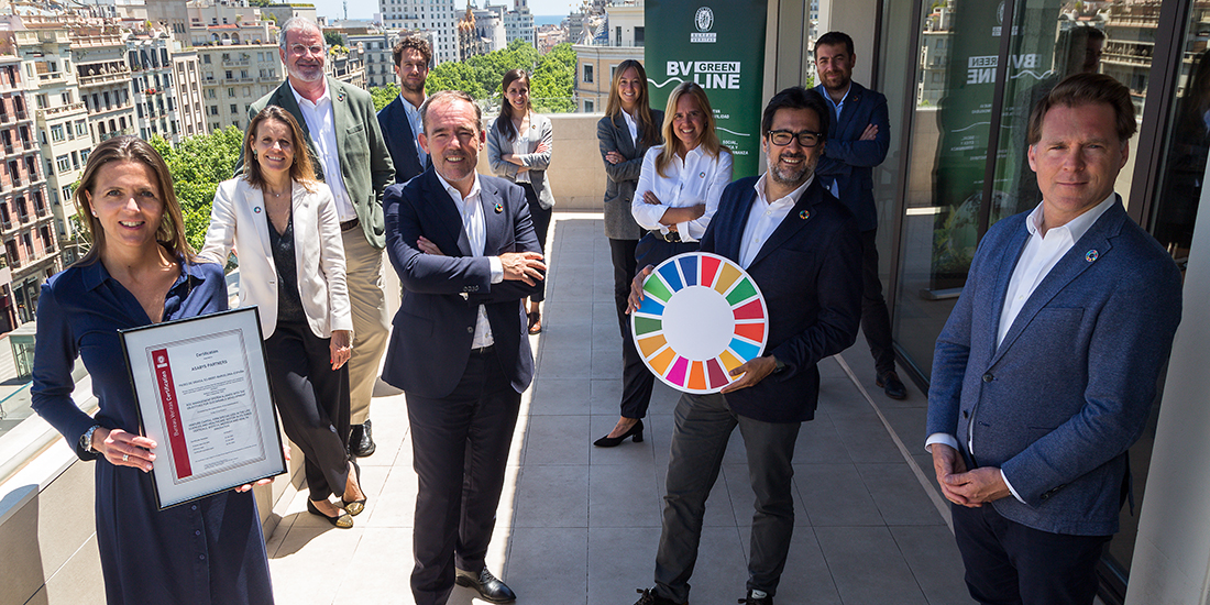 Asabys Partners certifies with Bureau Veritas its Social Responsibility Management System aligned with the Sustainable Development Goals (SDGs) from United Nations